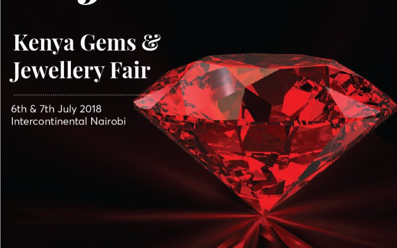 Kenya Gems and Jewellery Fair 2018